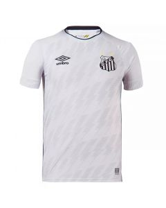 Umbro Santos FC Home Jersey - White