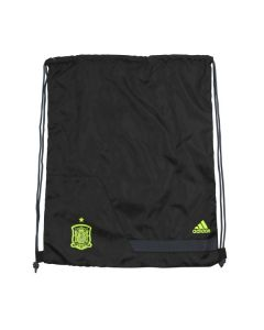 adidas Spain World Cup Sackpack - Black/Volt