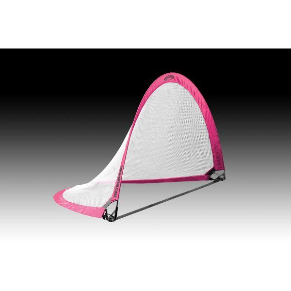 Kwikgoal Infinity Pop Up Goal Medium Pink