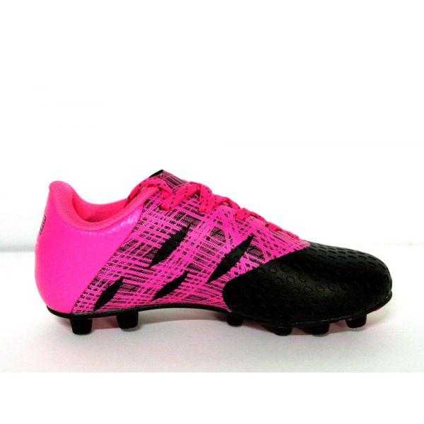 Admiral Evo Firm Ground Junior Soccer cleats - Pink/Black