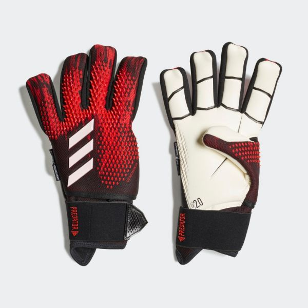 adidas Predator Pro Ultimate GK Gloves- Red
