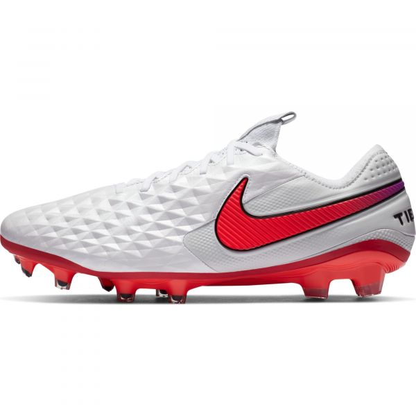 Nike Tiempo Legend 8 Elite Firm Ground soccer cleat -White