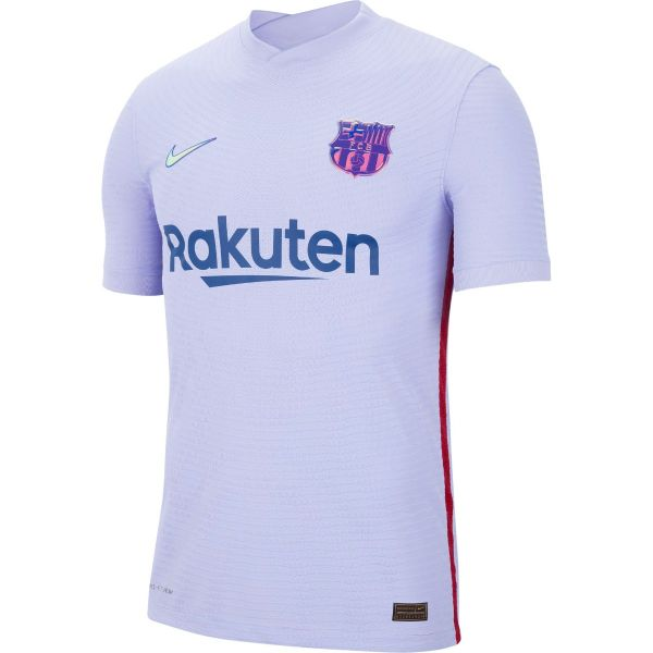 Nike Barcelona Auth Away Jersey 2021 - Purple