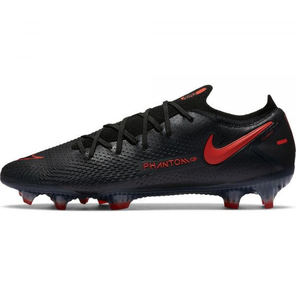 Nike Mens Phantom GT Elite Firm Ground cleats- Black