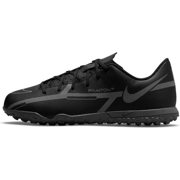 Nike Jr Phantom GT Club TF - Black